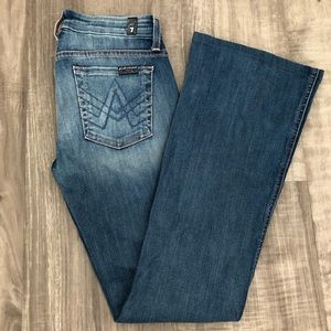 7 For All Mankind [A Pocket]